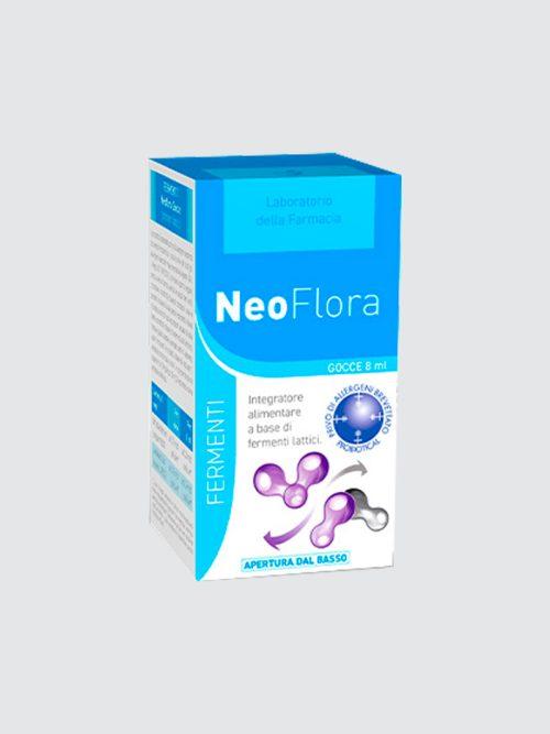 NeoFlora Gocce Laboratorio della Farmacia | FARMACIA ROSSI