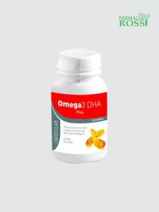 Omega3 DHA 120 Perle Laboratorio della Farmacia   FARMACIA ROSSI