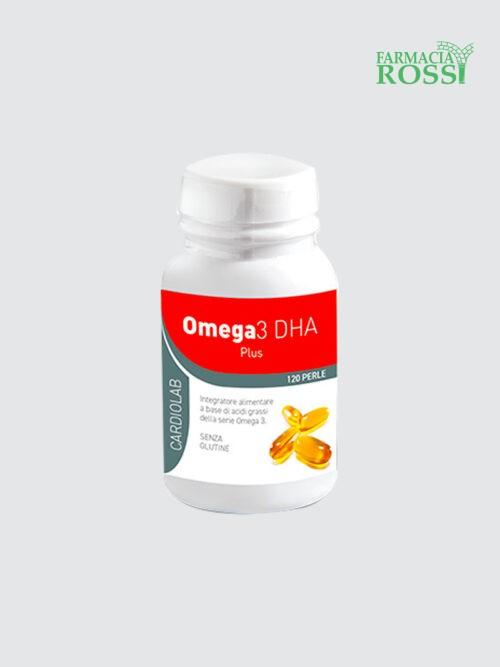 Omega3 DHA 120 Perle Laboratorio della Farmacia | FARMACIA ROSSI