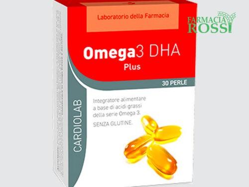 Omega3 DHA 30 Perle Laboratorio della Farmacia   FARMACIA ROSSI