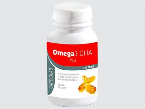 Omega3 Dha Plus 120 Perle | Farmacia Rossi