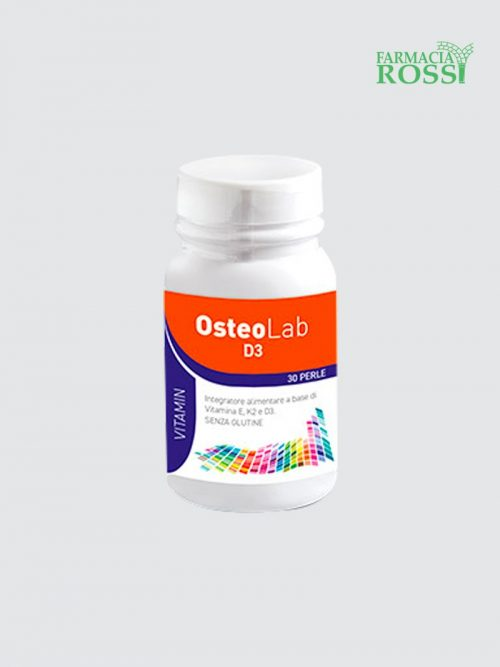 Osteolab D3 30 Perle Laboratorio Della Farmacia | Farmacia Rossi