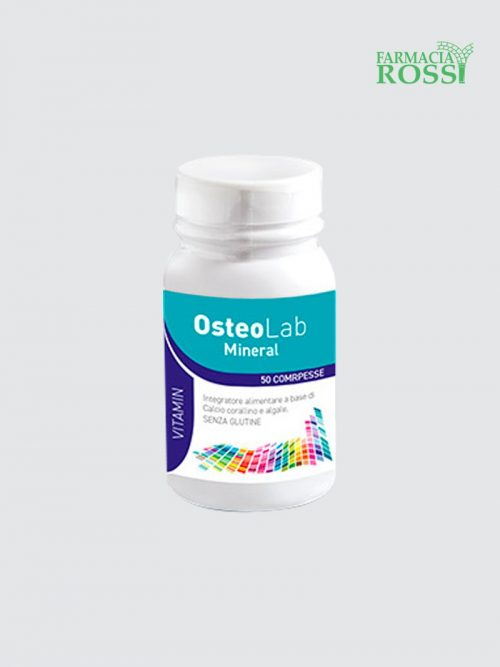 Osteolab Mineral 50 Compresse Laboratorio Della Farmacia | Farmacia Rossi