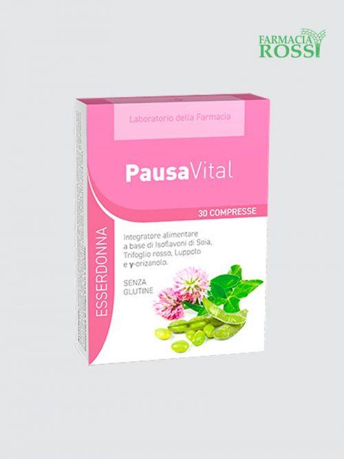 Pausavital 30 Compresse Laboratorio Della Farmacia | Farmacia Rossi