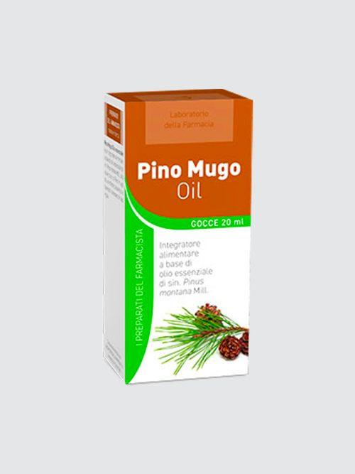 Pino Mugo Oil Laboratorio della Farmacia | FARMACIA ROSSI