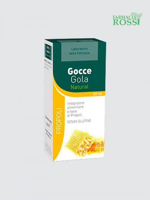 Propoli Gola Gtt 30 Ml Laboratorio Della Farmacia | Farmacia Rossi