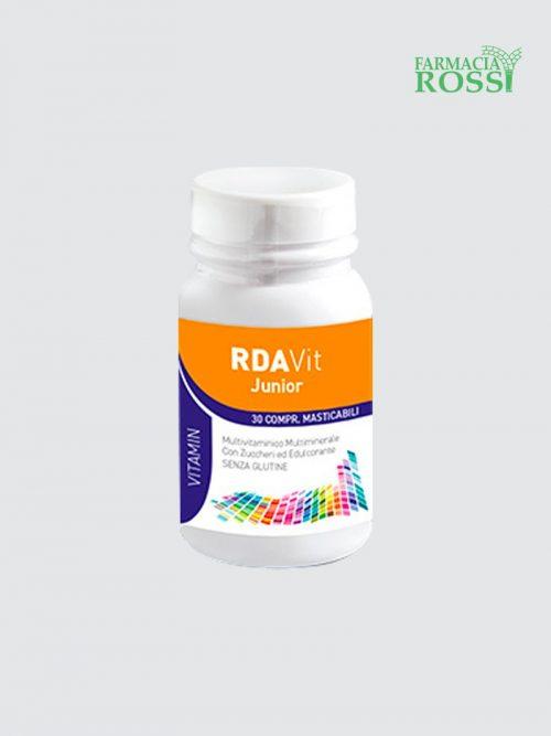Rda Vit Junior 30 Compresse Masticabili Laboratorio Della Farmacia | Farmacia Rossi