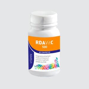 RDAVit C500 Laboratorio della Farmacia