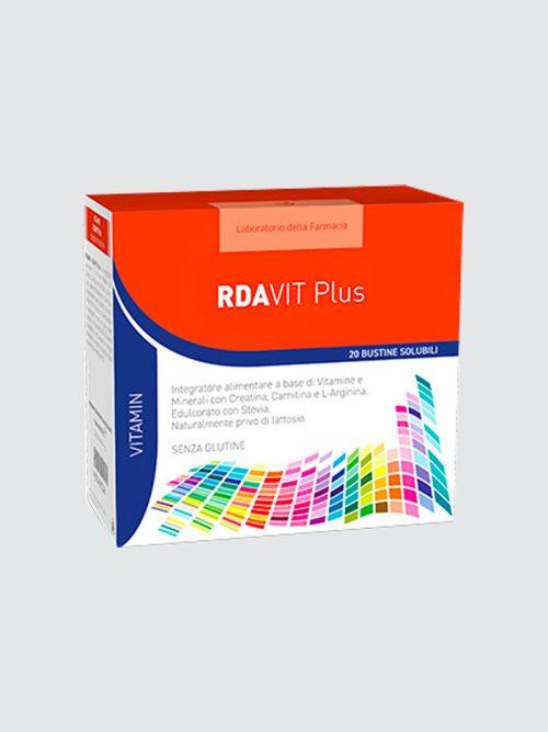 RDAVit Plus Laboratorio della Farmacia | FARMACIA ROSSI