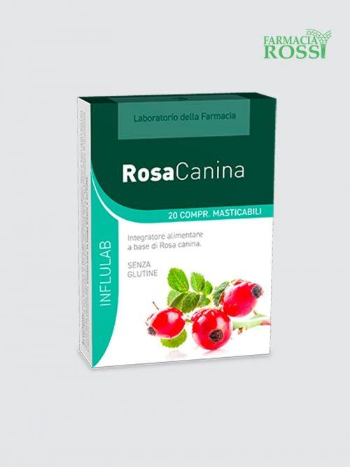 Rosa Canina 20 Compresse Masticabili Laboratorio Della Farmacia   Farmacia Rossi