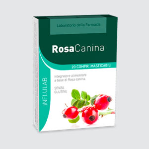 RosaCanina compresse Laboratorio della Farmacia