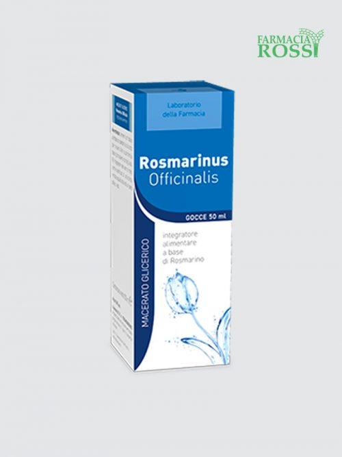 Rosmarino Officinale Mg 50 Ml Laboratorio Della Farmacia   Farmacia Rossi