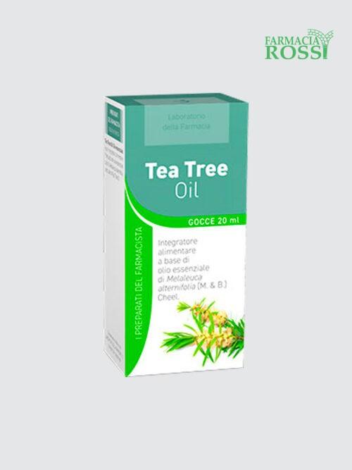 Tea Tree Oil olio essenziale Laboratorio della Farmacia | FARMACIA ROSSI