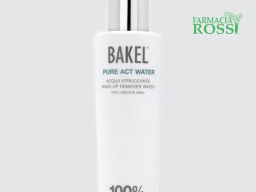 Pure Act Water Acqua Struccante Delicata Bakel | FARMACIA ROSSI