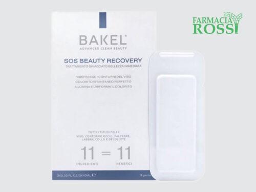 Sos Beauty Recovery Trattamento Ghiacciato Bellezza Immediata Bakel | FARMACIA ROSSI