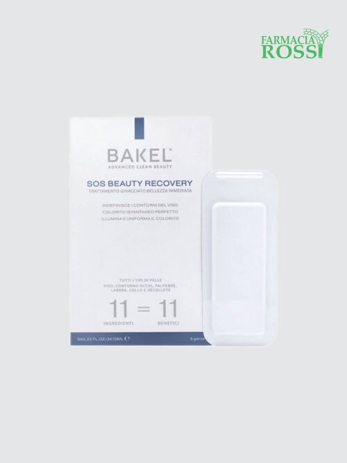 Sos Beauty Recovery Trattamento Ghiacciato Bellezza Immediata Bakel | FARMACIA ROSSI