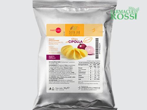 Chips alla Cipolla Dieta Lab | FARMACIA ROSSI