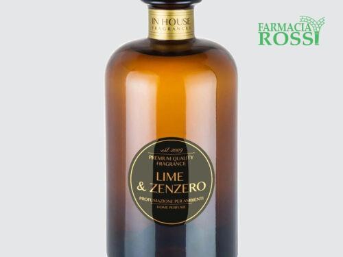 Lime e zemzero profumatore  In house FARMACIA ROSSI