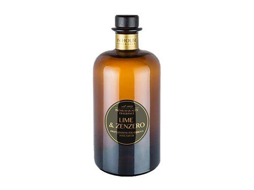 Lime E Zenzero Profumatore Ambiente Premium 500ml In House | Farmacia Rossi