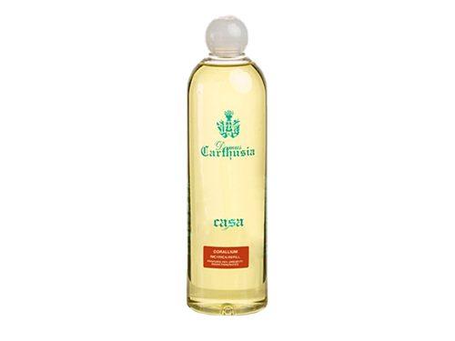 Ricarica Corallium Profumatore Ambiente 500ml Carthusia   Farmacia Rossi