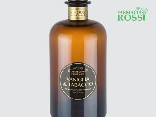 Vaniglia e tabacco profumatore  In house FARMACIA ROSSI