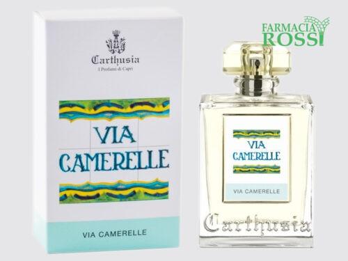 Via Camerelle Eau de Parfum Carthusia | FARMACIA ROSSI CASALPUSTERLENGO