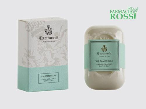 Via camerelle saponetta Carthusia | FARMACIA ROSSI