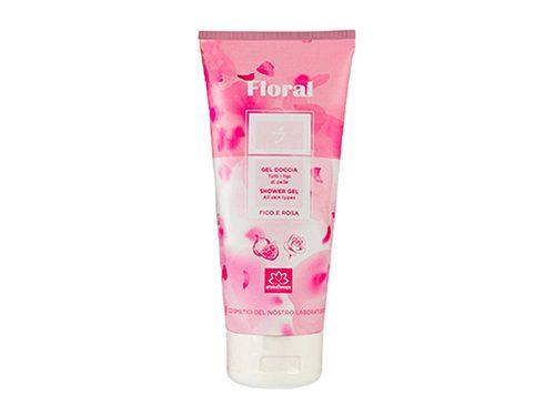 Gel Doccial Floral 200ml Laboratorio Della Farmacia   Farmacia Rossi
