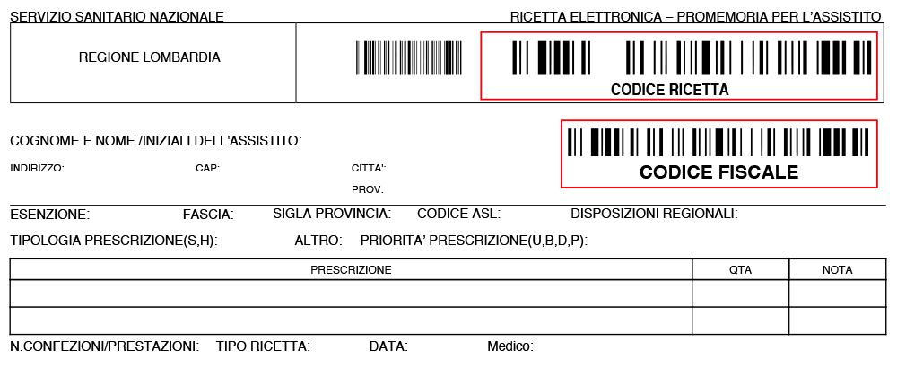 Ricetta Elettronica   FARMACIA ROSSI