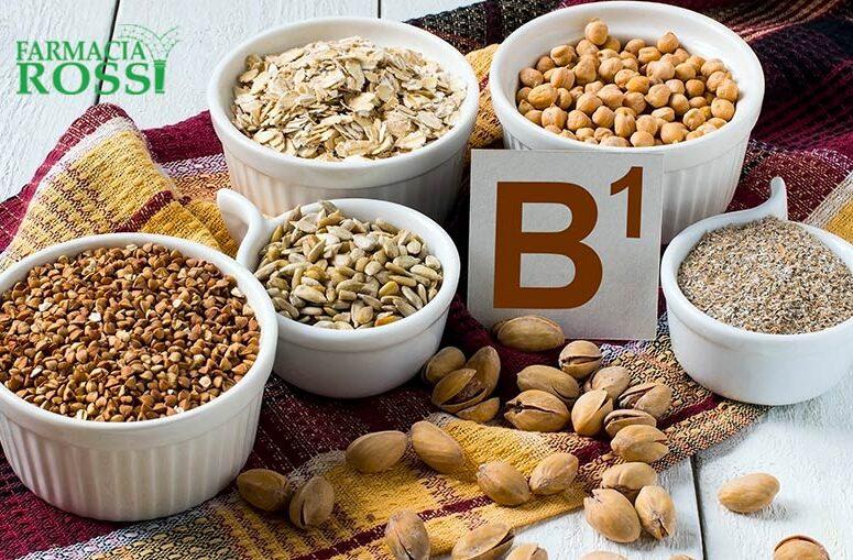 Vitamina B1 e B2: Proprietà e Integrazione | FARMACIA ROSSI