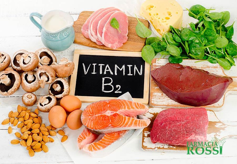 La vitamina B2: a cosa serve? | FARMACIA ROSSI