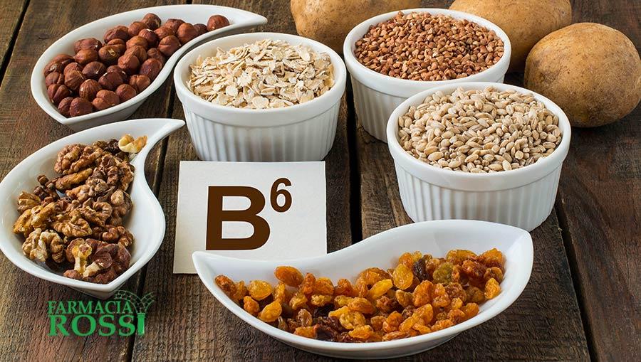 Vitamina B6: dove trovarla | FARMACIA ROSSI