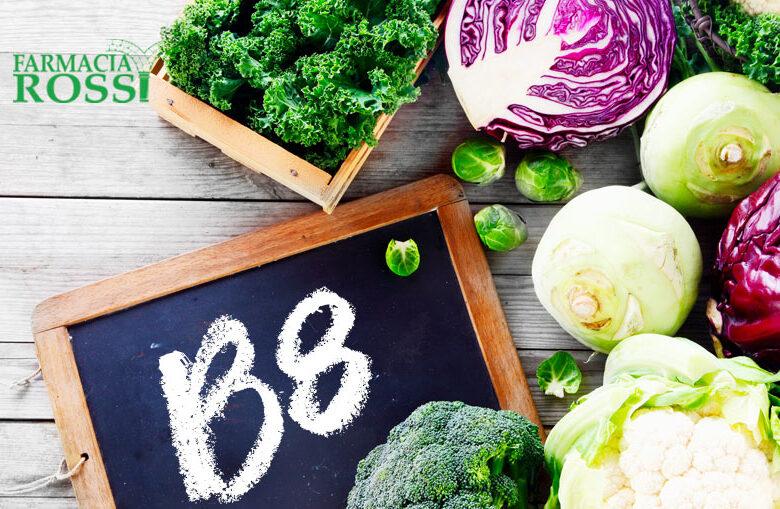 Vitamina B8 e B9: Biotina e Acido Folico | FARMACIA ROSSI
