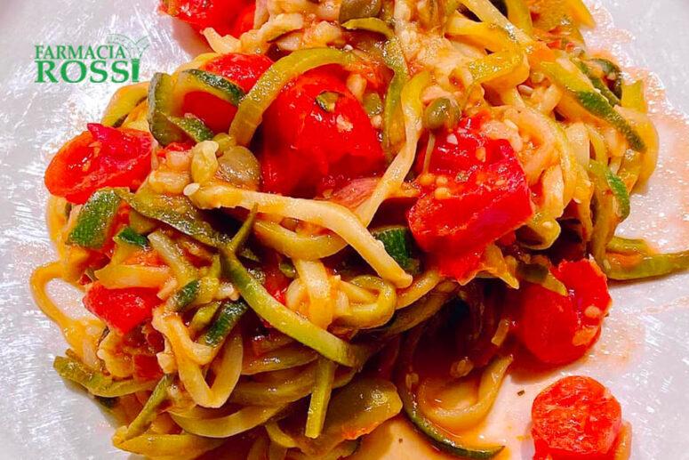 Spaghetti di Zucchine | FARMACIA ROSSI