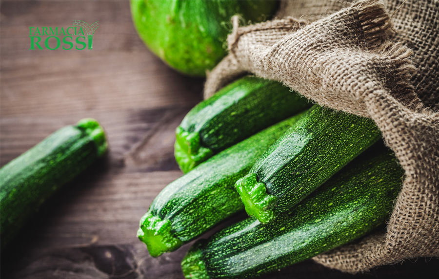 Zucchine Fresche | FARMACIA ROSSI