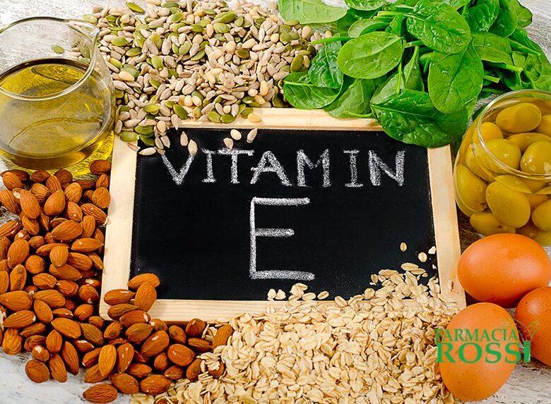 Vitamina E, o Tocoferolo, Amica della Pelle | FARMACIA ROSSI
