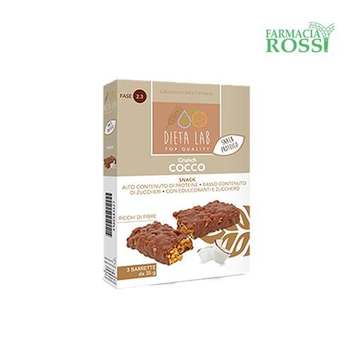 Barretta Crunch Al Cocco 3 Pezzi | Farmacia Rossi