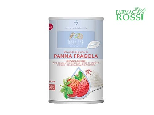Bevanda Panna Fragola 300 G | Farmacia Rossi