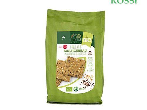 Cracker Multicereali 200 G | Farmacia Rossi