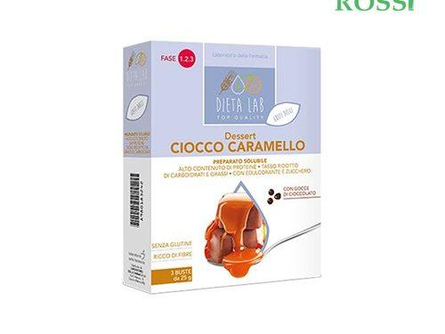 Dessert Cioccolato/caramello 3 Buste   Farmacia Rossi