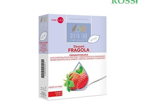 Dessert Fragola 3 Buste   Farmacia Rossi