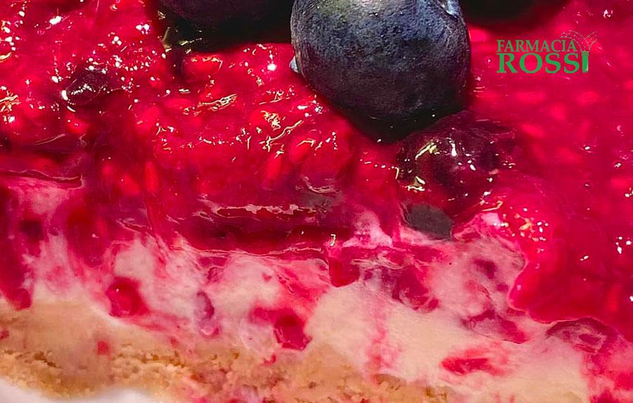Preparazione Dolce con Agar Agar e Frutti Rossi | FARMACIA ROSSI