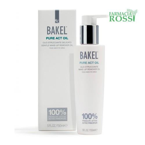 Pure Act Oil 150ml Bakel | Farmacia Rossi