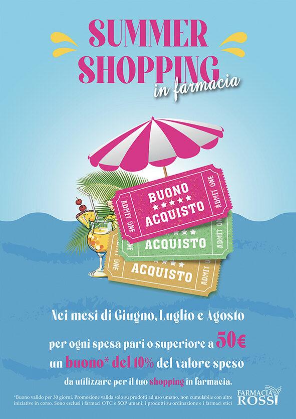 Summer Shopping in Farmacia | FARMACIA ROSSI