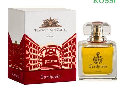 Prima Del Teatro San Carlo 50ml Carthusia | Farmacia Rossi