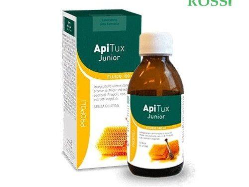 Apitux Junior 180ml Laboratorio Della Farmacia   Farmacia Rossi