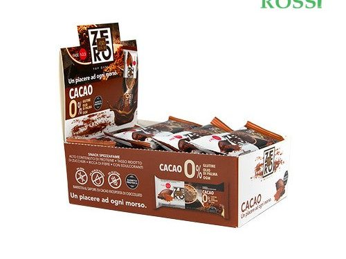 Barretta Cacao 40 G | Farmacia Rossi