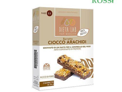 Barretta Cioccolato/arachidi P/s 3 Pezzi | Farmacia Rossi