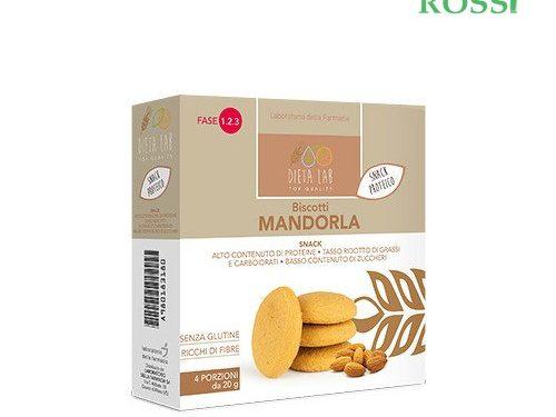 Biscotti Mandorla 80 G | Farmacia Rossi