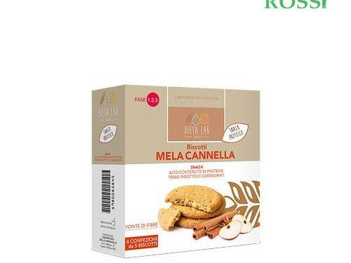 Biscotti Mela/cannella 160 G   Farmacia Rossi